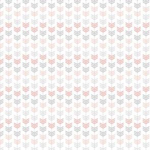 arrows pink/grey