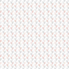 arrows offset pink/grey