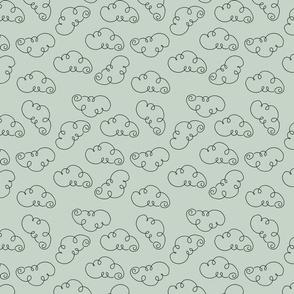 Cloudy Mint