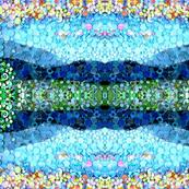 Pointillist Landscape
