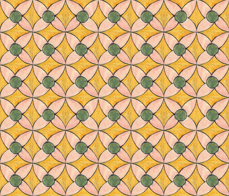 Amazonas 24 fabric by hypersphere on Spoonflower - custom fabric
