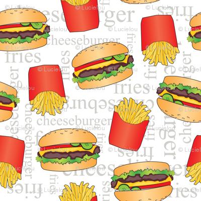 Cheeseburger Sunday