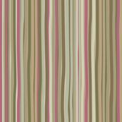 Warm Rose Latte Nouveau Stripes