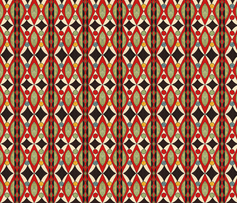 Amazonas 29 fabric by hypersphere on Spoonflower - custom fabric