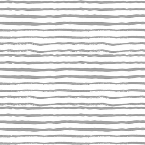 grey stripes fabric