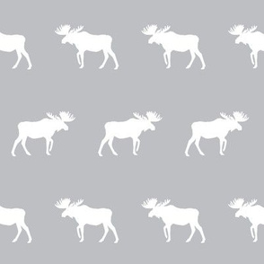 moose fabric - grey