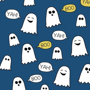 Boo Yah! Ghosts (midnight)