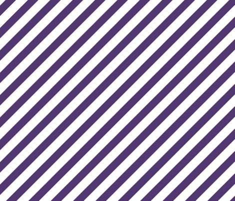 purple stripes fabric by charlottewinter on Spoonflower - custom fabric