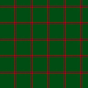 MacNab ancient fashion tartan, 3""