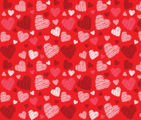 Rvalentine_seamless_background_with_doodle_colourful_heart_shop_preview