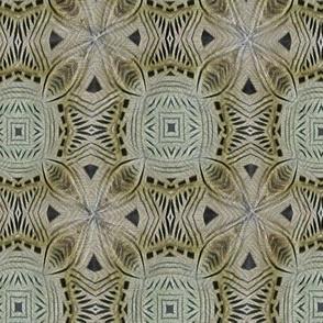 Oaxacan mudcloth
