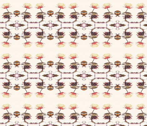 Lilly Point fabric by azureimagestudio on Spoonflower - custom fabric