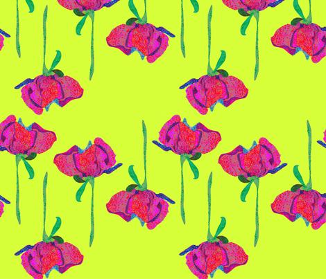 Pointillism fabric by choffman on Spoonflower - custom fabric