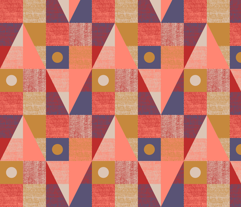 Tempo  fabric by kelsosullivan on Spoonflower - custom fabric
