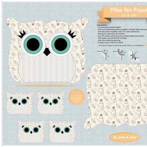 PPP_CutnSew_White Owl