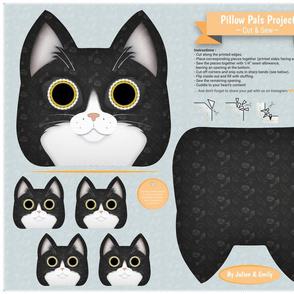 PPP_CutnSew_Tuxedo cat