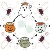 Halloween Teas