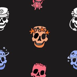Skull Job CR