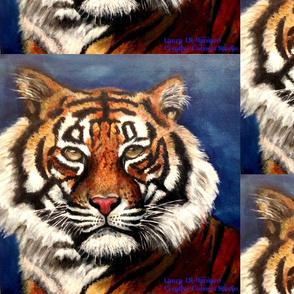 Tiger Realistic