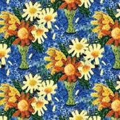 Pointillism_Vase
