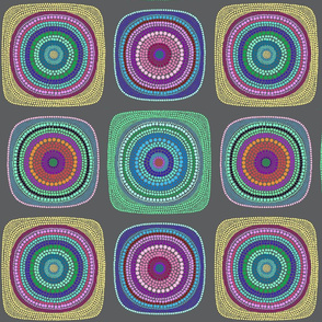 Pointillist Lens