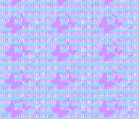 butterflight fabric by seska_ on Spoonflower - custom fabric