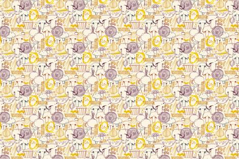 Pasta Pasta!  fabric by bambi_ramsey on Spoonflower - custom fabric