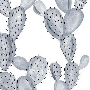 paddle cactus // 174-4 // oversized