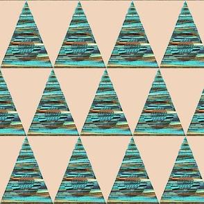 Boho Flagstone Geometric