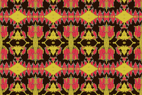 Keepin' It Real, alt 1 fabric by susaninparis on Spoonflower - custom fabric