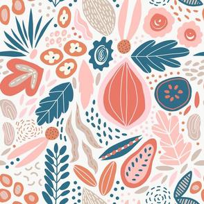 Floral_pink_beige