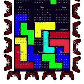 Tetris gamer towel 2018