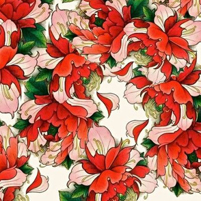 Stylized Florals