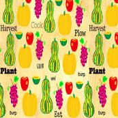 Harvest Burp