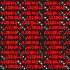 Asshole Fabric