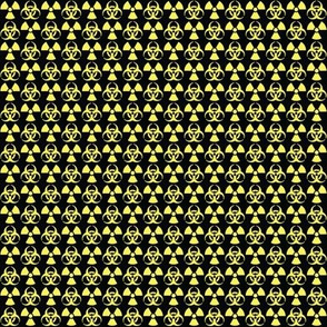 Hazard! - 1in (yellow\black)