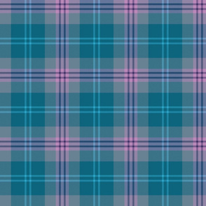 "Great Scot tartan - 6"" ancient"