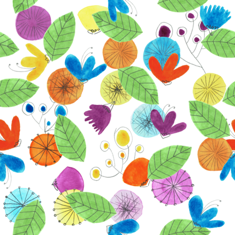 Pattern #18 fabric by irenesilvino on Spoonflower - custom fabric