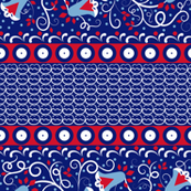 Polish Flower Design
