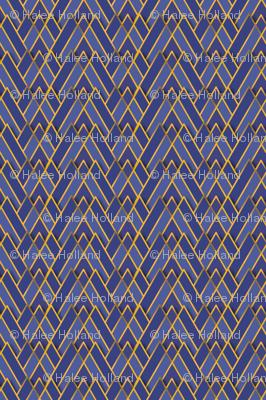 Art Deco Triangle