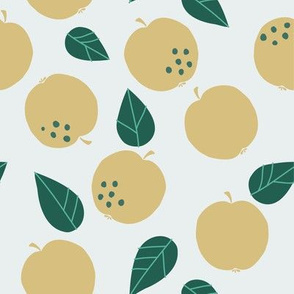 Apple Mania green