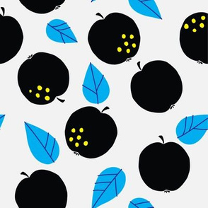 Apple Mania Black
