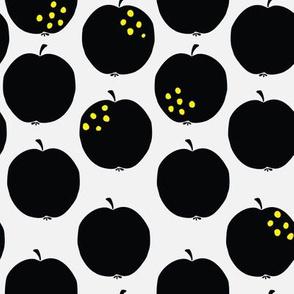 Apples Black