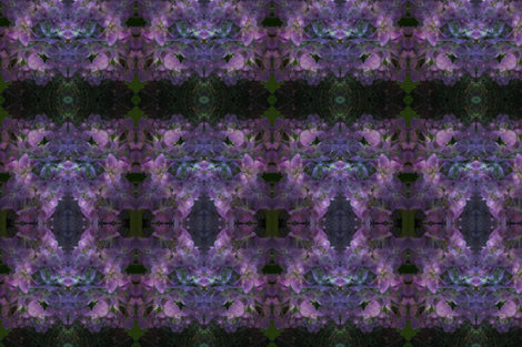 kim_flower-ed-ed fabric by amywadland on Spoonflower - custom fabric