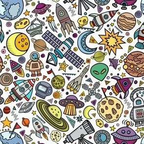 """Busy Space Objects 6"""""""