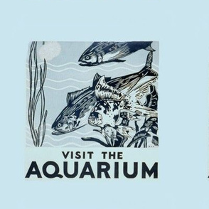 Visit the Aquarium (WPA)