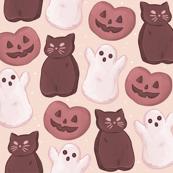 Halloween Peeps Soft Orange