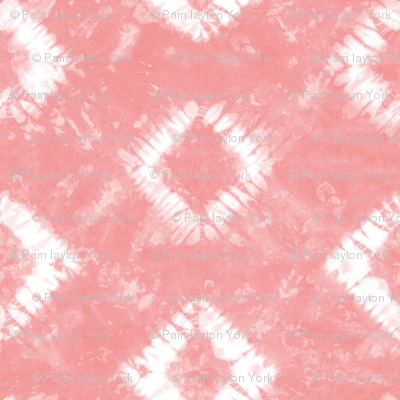 Shibori 01 Soft Flamingo