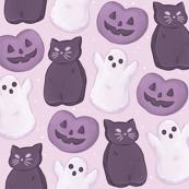 Halloween Peeps Soft Purple
