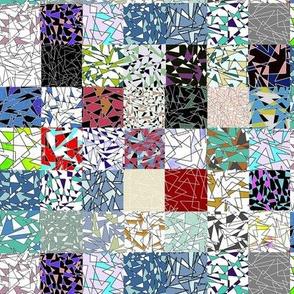 triangoli quilt